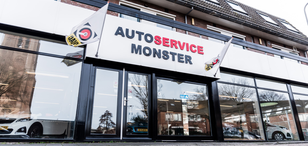 Autoservice Monster-Monster